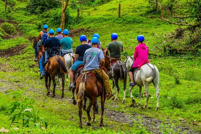 Half-Day Horseback Riding in Arenal Volcano with Pick Up