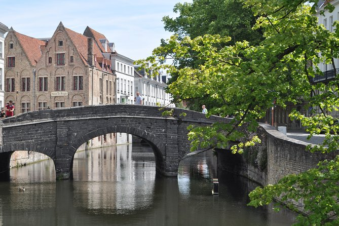 Bicycle tour, 3 hours, windmills of Bruges, rental bike included