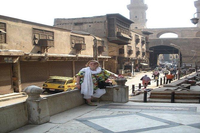 Cairo Private Khan El Khalili, Amr Mosque,Hanging Church,Jewish temple,Moe'z St.