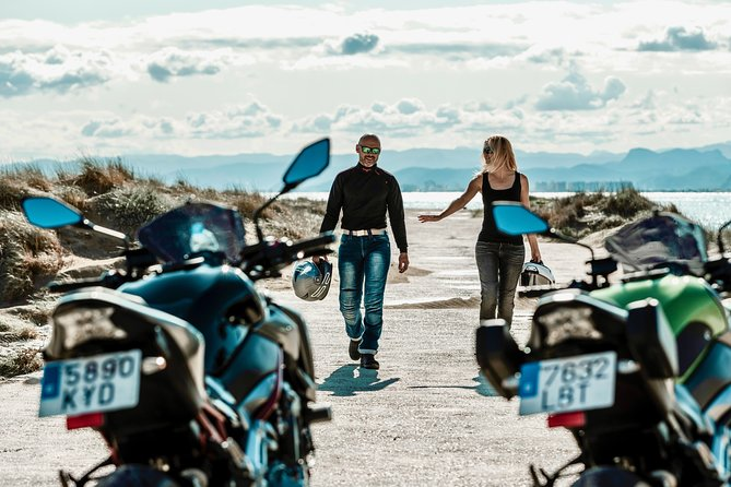 Motorcycle Rental in Valencia