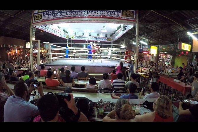 Chiang Mai: Muay Thai Boxing Matches at Thapae Stadium