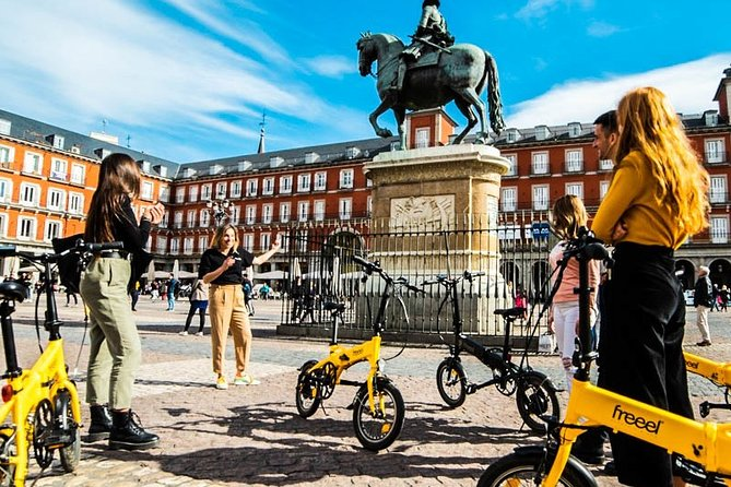 Madrid Ebike: Express Tour of the Old Town
