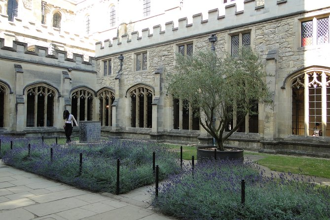 Oxford City Full-Day Private Tour from London