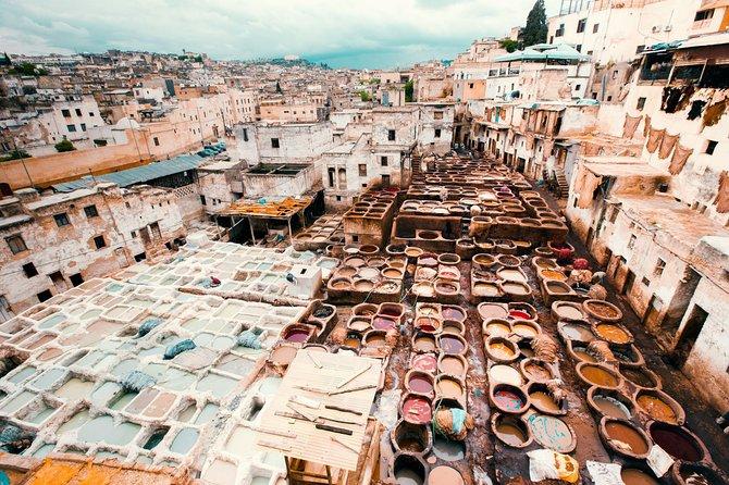 5 Days Private Tour from Fes to Marrakech via Merzouga Desert