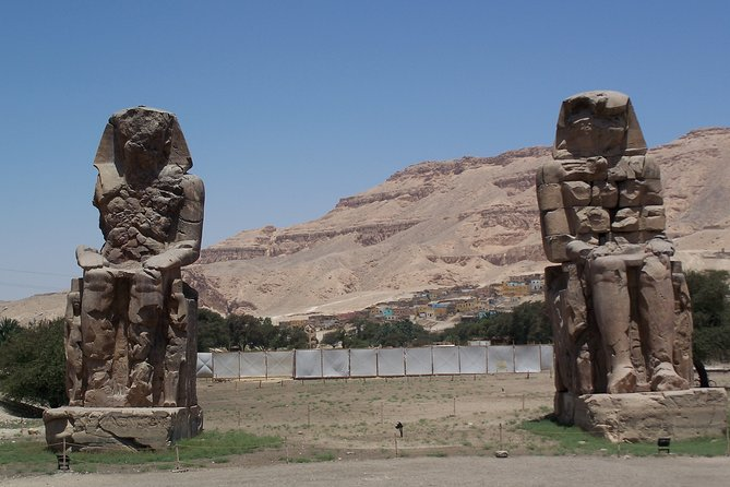 Private Half-Day Tour to the West Bank in Luxor