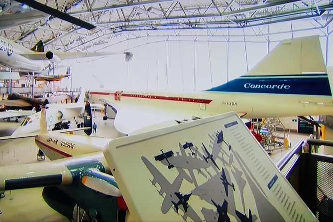 Luxury Private Vehicle Day Hire: London via Duxford imperial War Museum & Ely