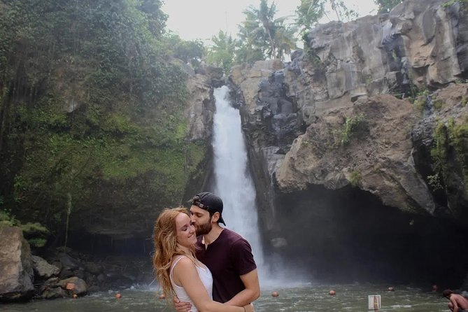 Bali Half Day Car Charter - Ubud Waterfall Tour