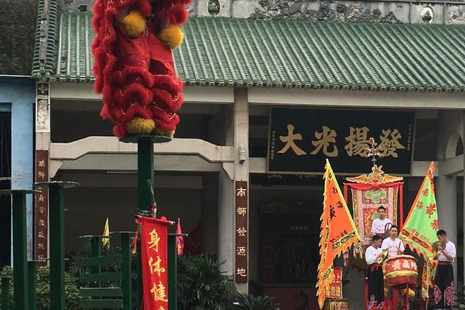 Private Half-Day Kungfu Experience in Foshan from Guangzhou