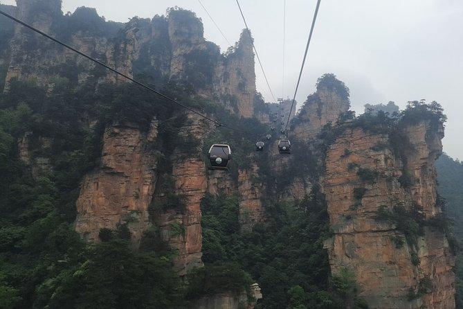 5-Day Private Tour from Chengdu to Zhangjiajie