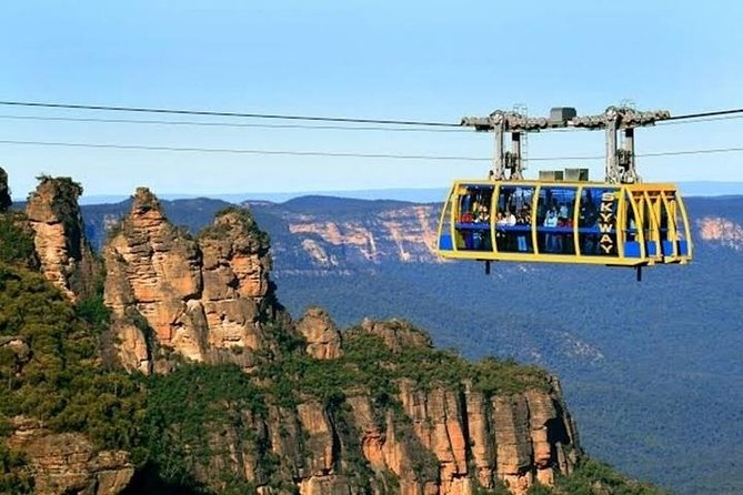 Full-Day Blue Mountains Small-Group Tour with River Cruise