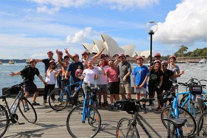 Bike Tour in Sydney with Lunch