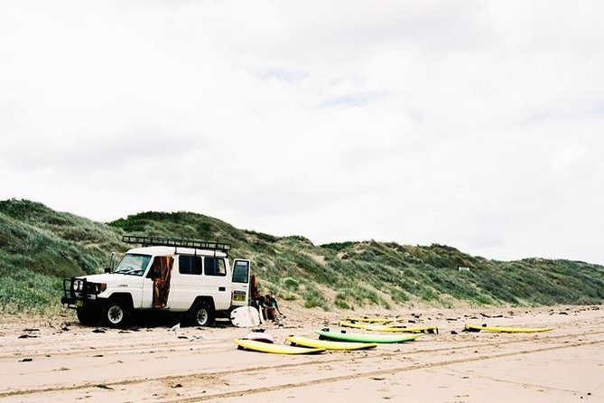 Surfing Adventure in Sydney's Royal National Park with Lessons