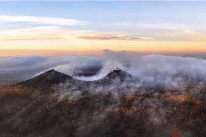 2-Day Private Tour to Volcanic Vent in Wudalianchi from Harbin
