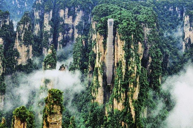 11-Day private tour from Sichuan to Zhangjiajie with the Jiuzhaigou & Fenghuang