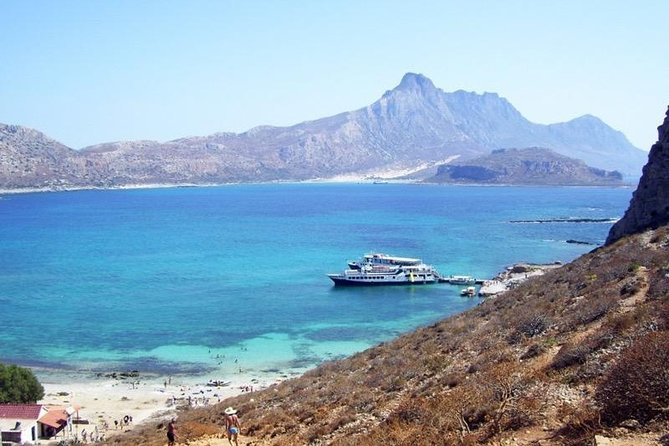 Gramvousa Island and Balos Bay Full-Day Tour from Chania