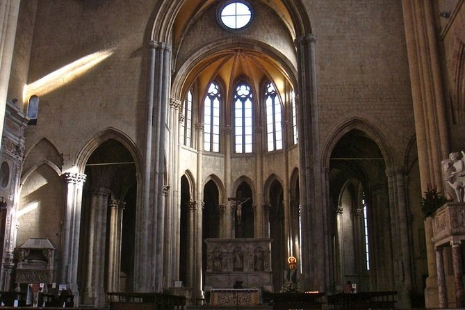 Medieval Naples Private Walking Tour with Gothic Treasures