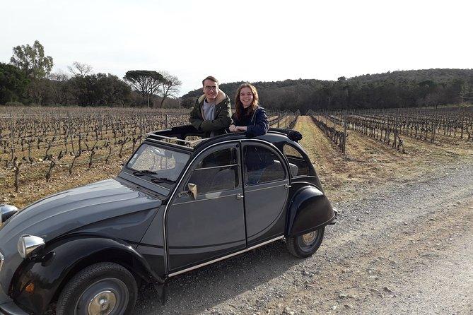 Vintage Car Wine Tour