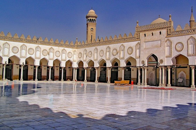 Half-Day Islamic Cairo Private Tour with Pickup