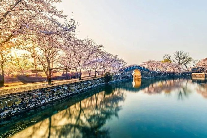 Private Transfer between Wuxi Yuantouzhu Scenic Spot and City Hotel
