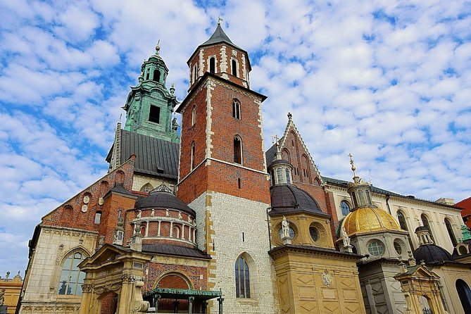 Full-Day Private Guided Sightseeing Tour of Krakow from Warsaw