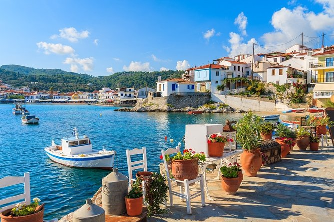 Private Transfer from Kokkari to Samos Airport (SMI)