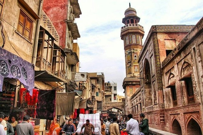 Lahore Walled City Walking Tour