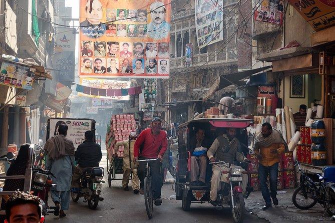Lahore Walled City Walking Tour