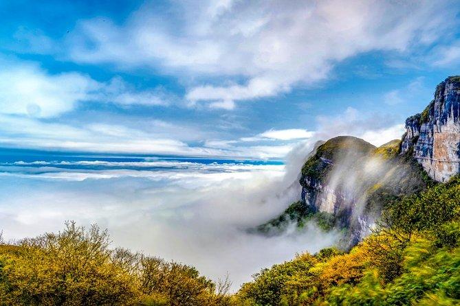 Full Day Jinfo Mountain Tour