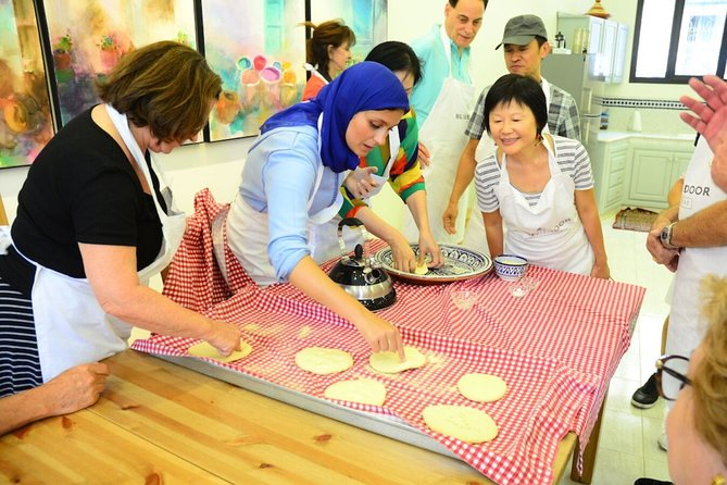 Private Morrocan Baking Class Experience with a Local Family