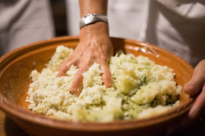 Cooking Class in a Secret Courtyard - Culurgiones (Sardinian Pasta)