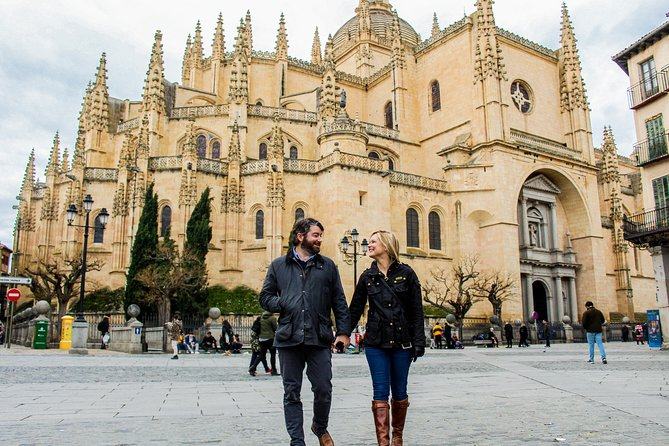 Half-Day Private Photography Tour of Segovia from Madrid