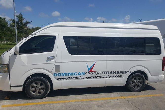 Santo Domingo (SDQ) TRANSFER to JUAN DOLIO ALL HOTELS ROUND TRIP