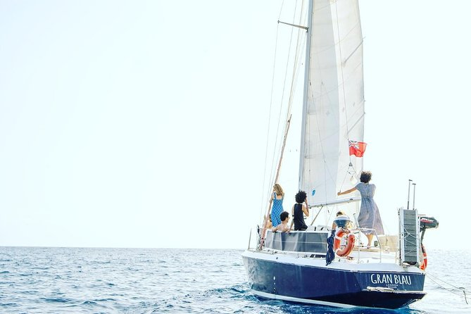 Full-Day Sailing Tour in Formentera