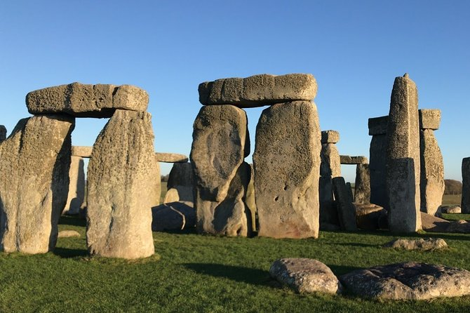Bath and Stonehenge Full-Day Private Tour from London