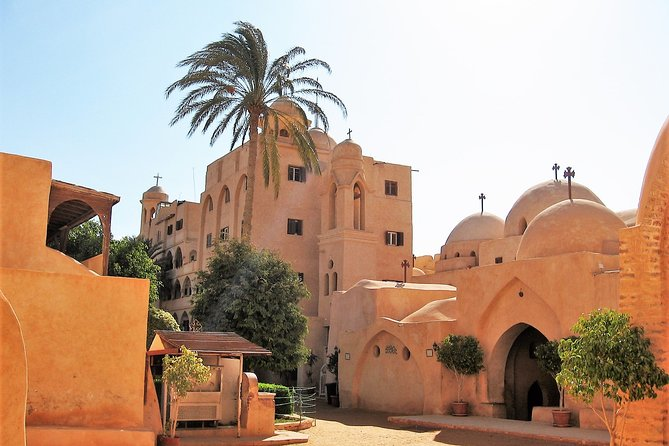 Desert Monasteries Of Wadi El Natroun - Tour From Cairo