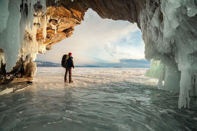 6 Days at Lake Baikal Siberia Winter season 2021 full board