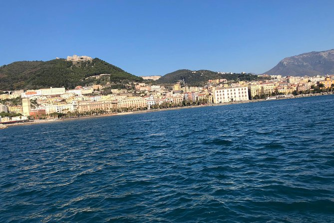 Daily private tour on the Amalfi Coast with the fabulous inflatable Clubman 24