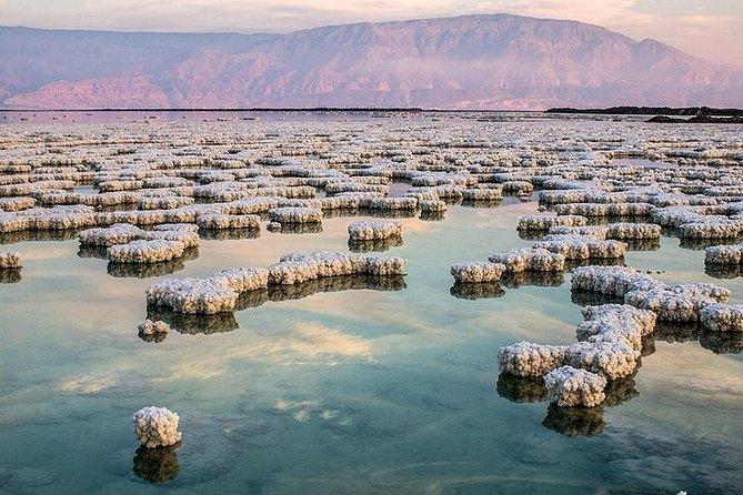Jordan Pass 7-Night Best of Jordan Tour: Jerash, Petra, Wadi Rum, and Dead Sea