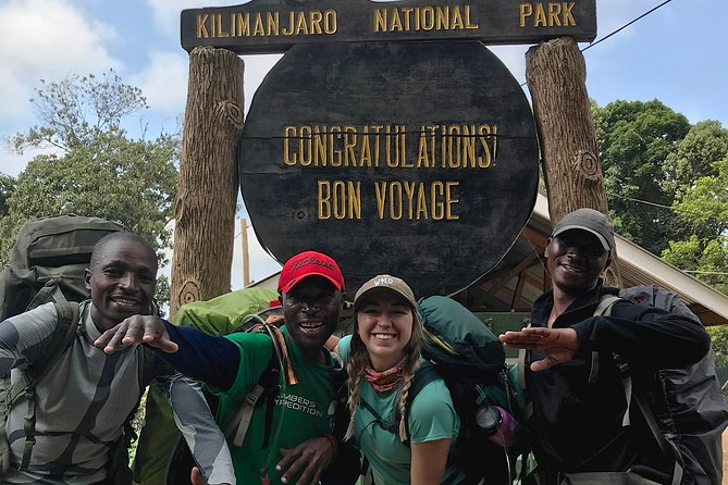 Joy Climbers - One Day Hiking on Mount Kilimanjaro to Mandara Hut photo 3