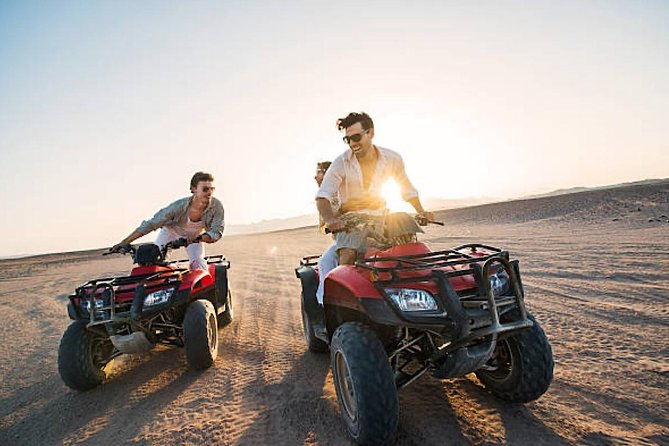 Agadir 3H Quad Bike Adventure with Transfer