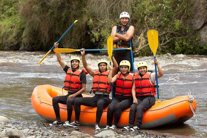 Sarapiqui River Rafting & Horseback Riding Combo. Private Tour