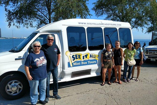 Chicago City Minibus Tour