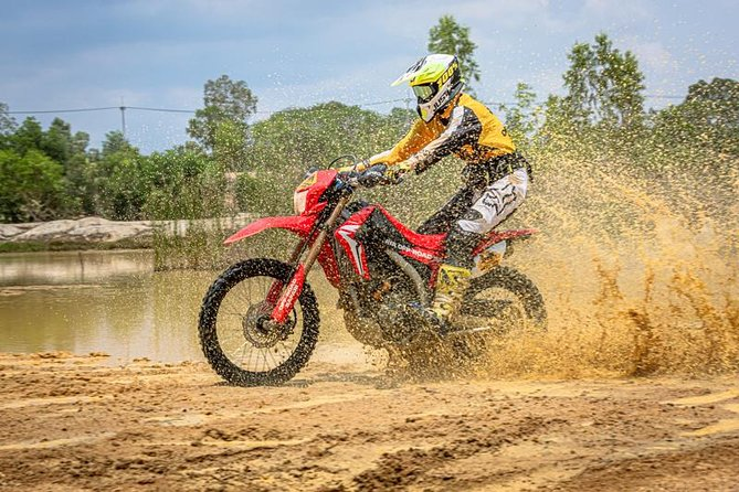 Pattaya Enduro Dirt Bike Tour - A Guided Motorcycle Tour