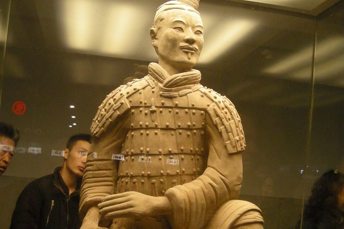 4 Days Private Tour from Shanghai to Xi'an with Flight Ticket