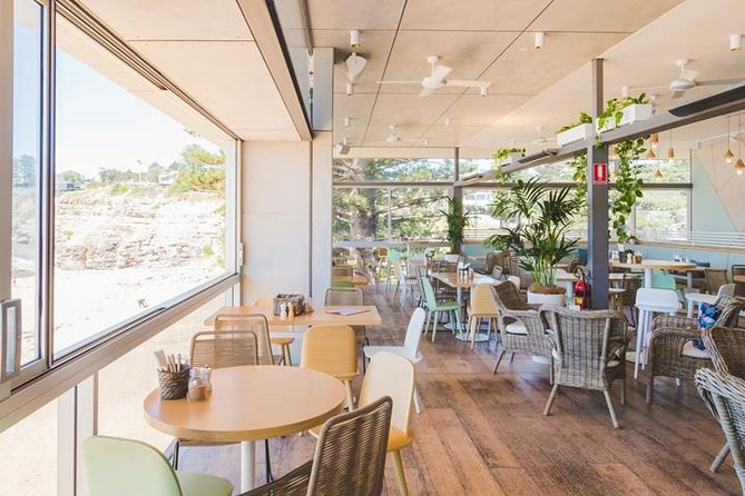 Lunch Experience at Beach House in Avalon
