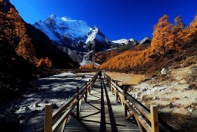 12-Day West Sichuan tour:Kangding-Daocheng Yading-Tagong-Danba-Mt.Siguniang