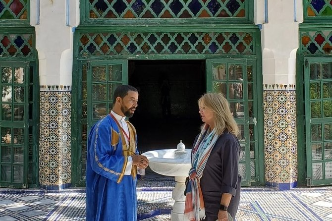 The Pearl Of The South Is Marrakech