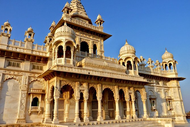 8 Days Private Tour Colors of Rajasthan from Jaisalmer