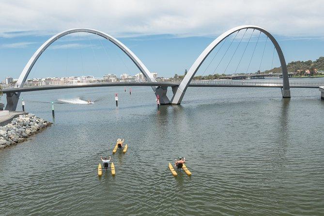 1 Hour City Skyline Waterbike Experience