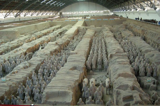 7-Day Beijing to Xi'an and Shanghai Private Tour with Flight